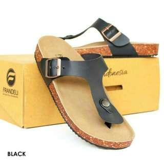 Sandal vintage frandeli