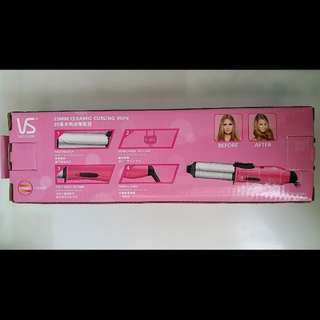 全新 Vidal Sassoon 25mm 陶瓷卷髮器 creamic curling iron