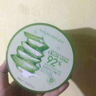 Authentic Nature Republic Aloe Vera Gel