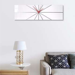 Modern Arylic Wall Clock