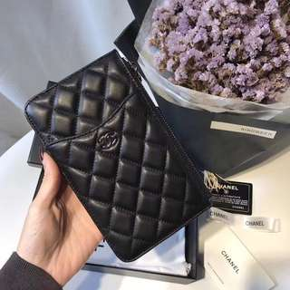 Chanel Zip Pouch
