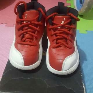 Authentic Jordan 12 Gym Red 8c