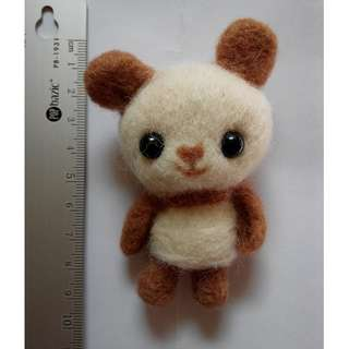 羊毛氈熊貓