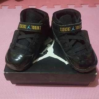 Authentic Jordan 11 8c