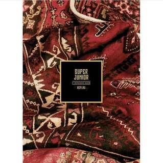 Super Junior-REPLAY (Special Edition)