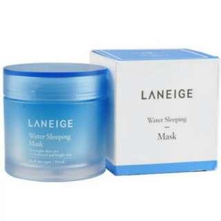 Laneige Water Sleeping Mask 70ml (FULL SIZE)