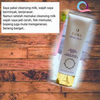 Royal Jelly Cleanser Jafra