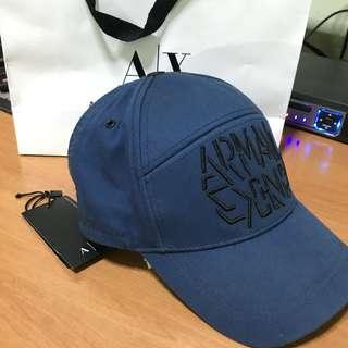 [Armani Exchange] navy cap