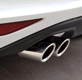 VW Audi Exhaust Tip
