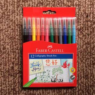 Faber Castell Calligraphy Pens