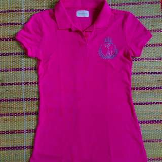 Her Bench Polo Shirt (small)