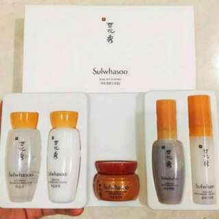 SULWHASOO Basic Kit 5EA