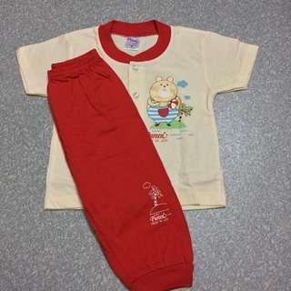 pureen baby pyjamas