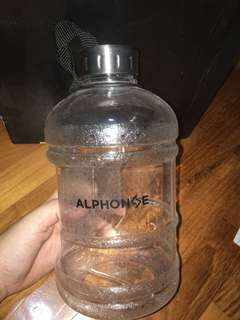 *nego*ALPHONSE WEIGHTS WATER BOTTLE