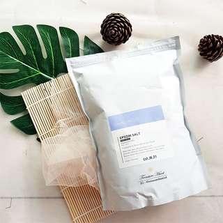 Organic Supply Epsom Salt - Sharing