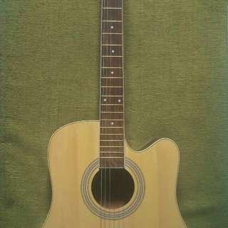 Gitar cole clark