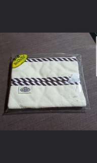 Original Naraya - Beige Colour Coin Purse With Tissue Paper Holder (Brand New And Sealed)