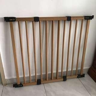 Wooden Safety Gate