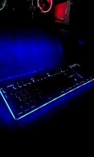 Gaming keyboard 電競鍵盤 7彩變色