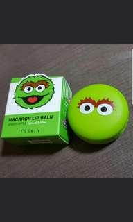 It's Skin- Macaron Lip Balm - Green Apple Special Edition (Brand New)