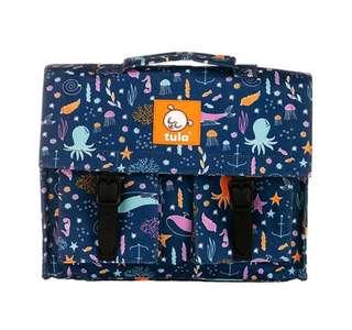 BNWT Tula Kids Backpack Deep Ocean