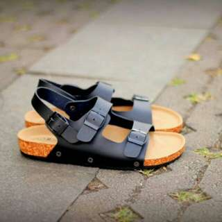 Sandal vintage - quit series by goodness