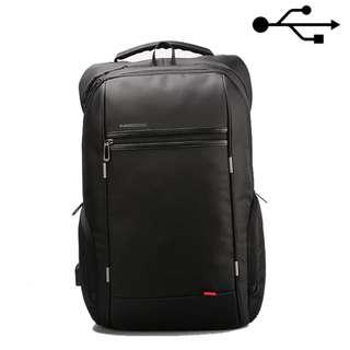 """KINGSONS 15.6"""" laptop backpack (Model : KS3144W)"""