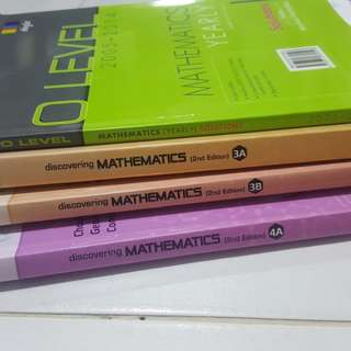 EMaths Secondary school Text Book