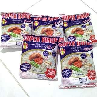 Super Bihun Kuah 5pcs