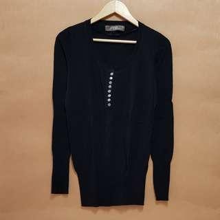 Zara Sweater (Black)