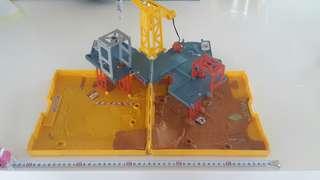 (2nd) MATCHBOX Foldable Playset Construction Site