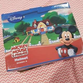 Mickey mouse helmet