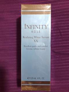 Infinity Realizing White Serum