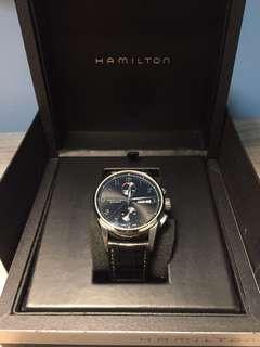 Hamilton watch jam tangan