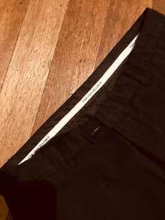 Par//Excellence Slacks (Black)