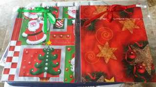 Christmas Wrapping Envelopes