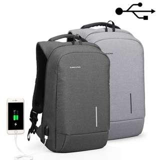 """KINGSONS 15.6"""" laptop backpack (Model : KS3149W)"""