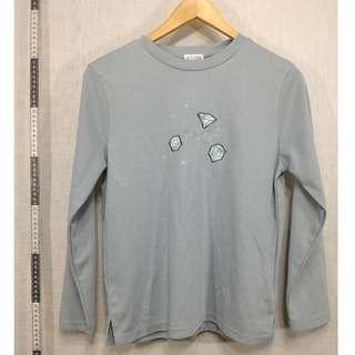 11118152-M.I.T.-Club stretchable long sleeve top彈性長袖上衣