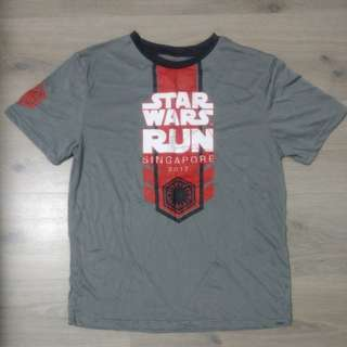 Star Wars Run 2017 Tee