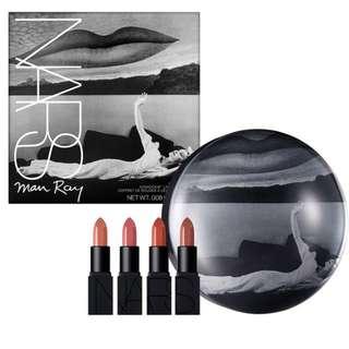 NARS Man Ray Audacious Lipstick Coffret Limited Edition