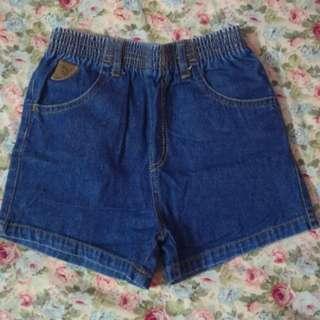 Ladybird Denim Shorts #july70