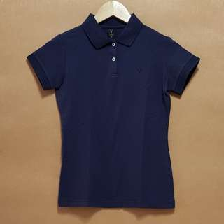 Van Heusen Polo Shirt (Blue)