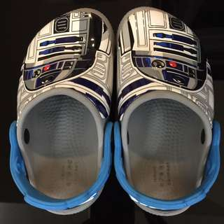 Crocs Star Wars Shoes