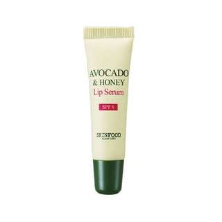Skin food avocado & honey lip serum spf 8