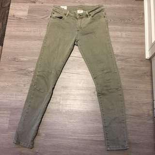 (size 10) Khaki Jeans