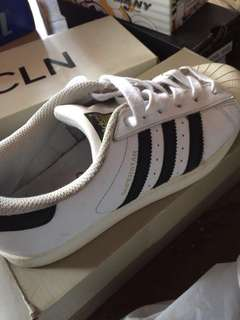 Unisex Adidas Superstar