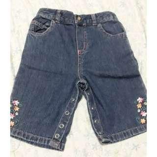 Baby Girl Maong Pants