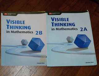 Visible Thinking in Maths 2A and 2B