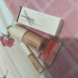 Innisfre foundation blush conclear