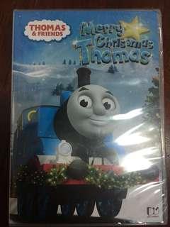 Merry Christmas Thomas DVD